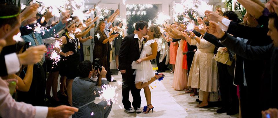 Кто в чем монтирует свадьбы